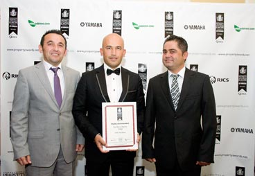 Best Real Estate Agency Turkey 2012-2013
