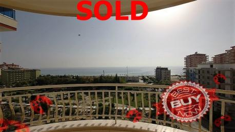 sold apartment in Mahmutlar