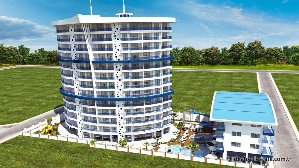 Апартаменты Элит Лайф 5 в Махмутл - Апартаменты