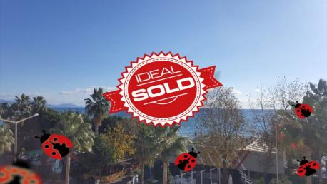 sold alanya apartment