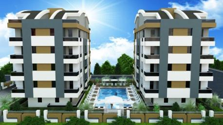 Antalya apartments for sale in Konyaalti