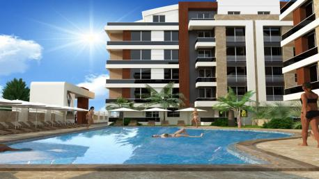 Apartments for sale in Antalya Konyaalti Turkey