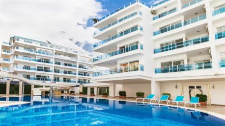 Elite Life IV Apartments for sale in Alanya Avsallar