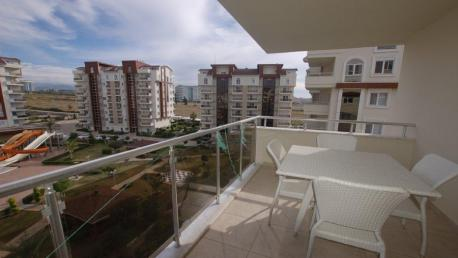 Orion city resale apartment for sale in alanya avsallar turkey