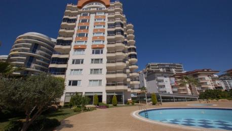 Vesta Park resale apartment for sale in Alanya Cikcilli Turkey