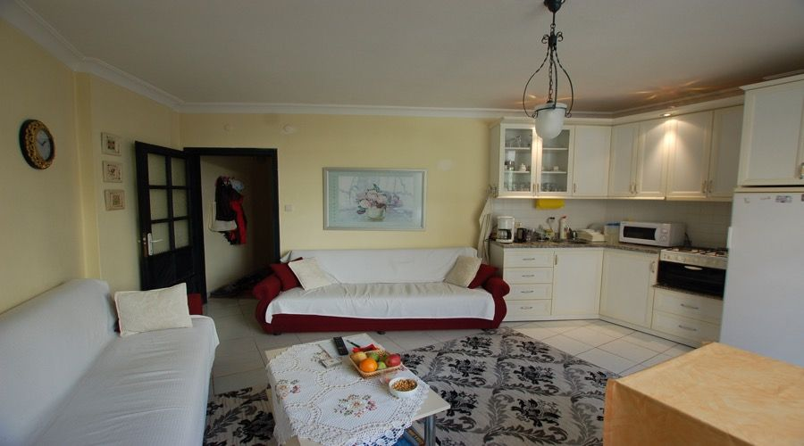 Cheap Apartment For Sale In Alanya : # 3180