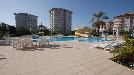 Lemon Garden Apartment for sale in Alanya Turkey