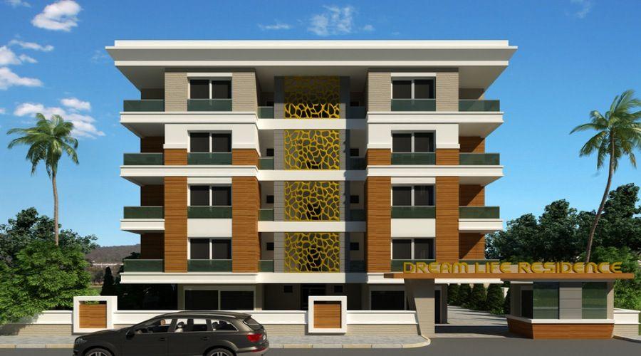 Апартаменты рядом с пляжем в Кон� - Апартаменты рядом с пляжем в Коньяалты.