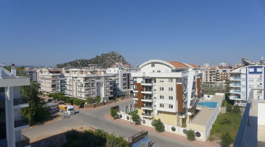 Продажа новых квартир в Коньяалт - Продажа квартир в Анталии