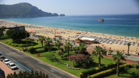 Cleopatra Crown Apartments in Alanya for sale