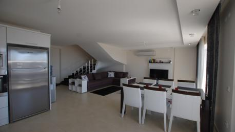 Penthouse for sale in Alanya Turkey Vesta Garden resale penthouse