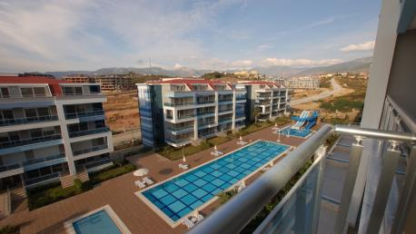 Aura Blue apartment for sale in alanya turkey