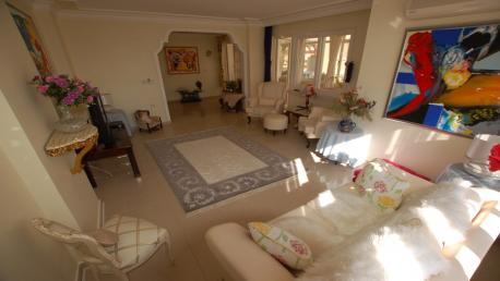 Resale apartment in Oba center Alanya