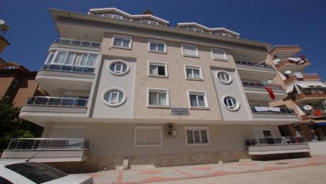 Alanya center resale apartment for sale in Alanya Cleopatra Beach