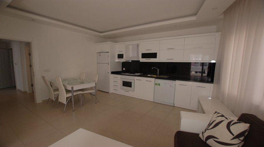 Продажа квартиры в центре Алании - Продажа квартиры в центре города Алании