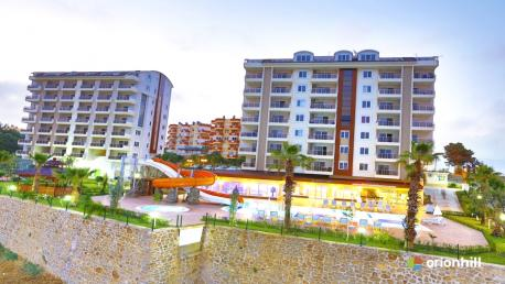 Studio apartment for sale in Alanya