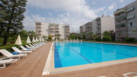 Avsallar resale apartment for sale in Alanya