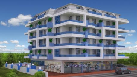 Diamond Oba Apartments for sale in alanya turkey