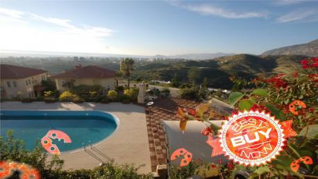 Best Buy Villa now in Alanya