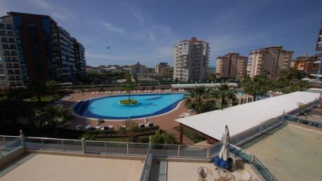 Crystal park resale apartment in Alanya Turkey