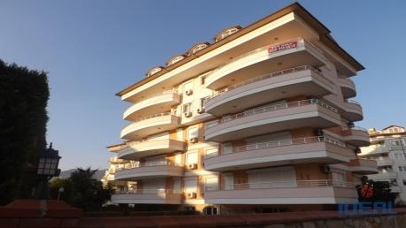 Property in Alanya,Pethouse dublex apartment in Oba Alanya
