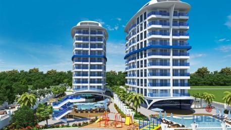 Elite Marine Alanya Cleopatra Apartments for Sale