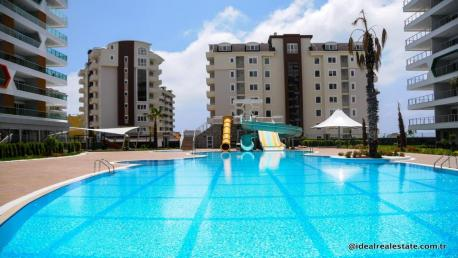 Emerald Park Apartments Alanya