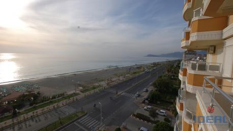 Sea view Mahmutlar apartment in Alanya
