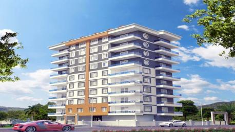 Skyblue plus apartments for sale Mahmutlar