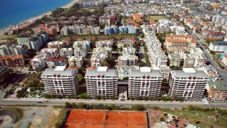 Alanya Towers