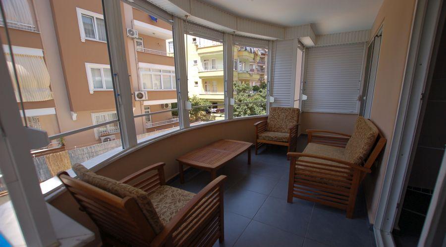 Продажа в центре Алании - Квартира 2+1 в центре Аланьи. Продажа.