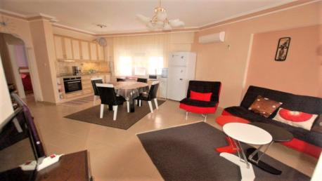 Akinci apartmanı for sale in center