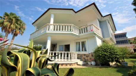 sarapsa villa for sale in Alanya