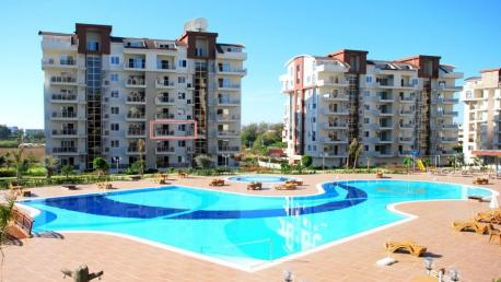 Orion City 1+1 apartment for sale in Avsallar