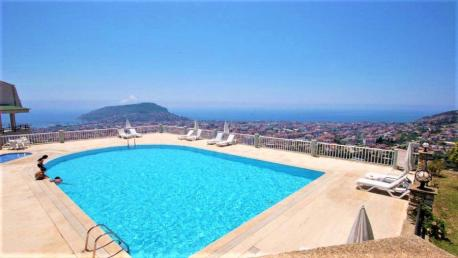 Villa for sale in Alanya Antik Villa