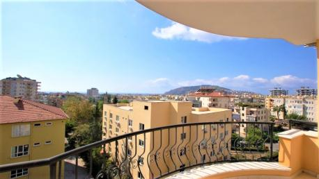 Alanya Center apartment for sale