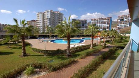 Crystal Park Apartments in Alanya for sale
