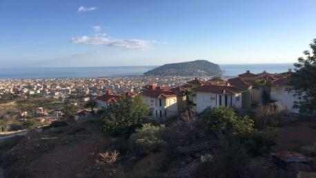 Land for sale in Alanya