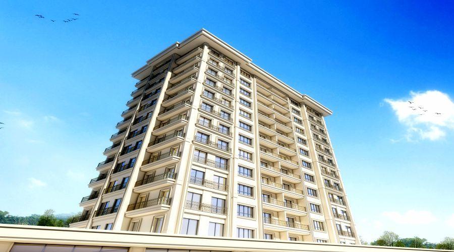 Квартиры для продажи в Эсеньюрт. - Продажа квартир 1+1 в Стамбуле.