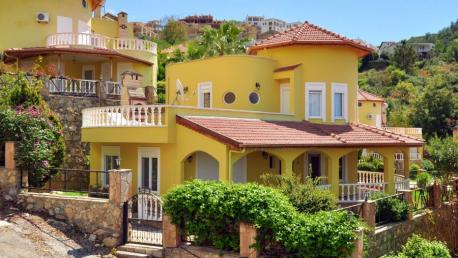 Villa for sale in Alanya Kargicak