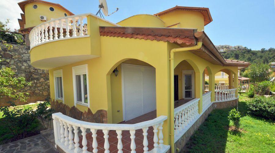 Испанская вилла на продажу, Алан� - Вилла на продажу в Аланья, Каргыджак