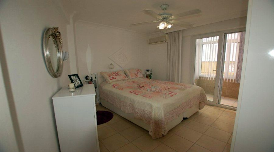 Продажа квартиры в центре Алании - Алангюн апартаменты на продажу в Алании