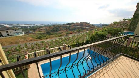 Gold City Villa for sale in Mahmutlar