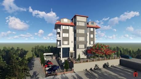 Orange Grove Apartments for sale in Oba Alanya