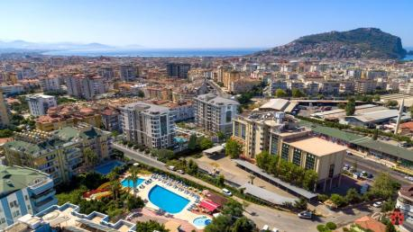 The Royal Towers for sale Alanya