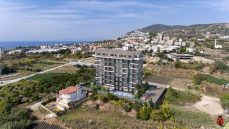 Syedra Majestic Residence for sale in Demirtas