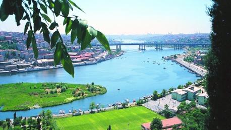 Istanbul Golden Horn Seaview Apartments