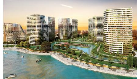 Sea View Apartments for sale in Istanbul Turkey Sea Nymph Apartments for sale in Istanbul Turkey