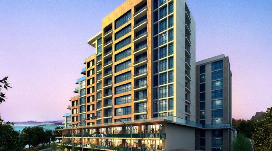Квартиры с видом на море, Стамбул - Квартиры с видом на море, Стамбул