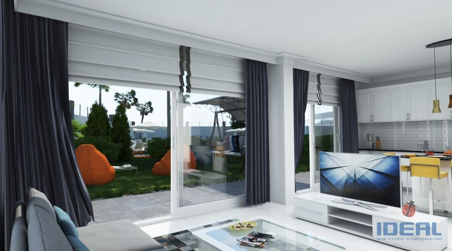 Квартиры в Кестеле  - Апартаменты с видом на море в Кестеле